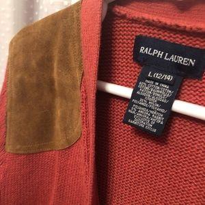 Kids Ralph Lauren cardigan sweater